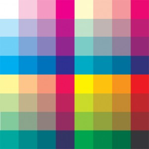 Comic Book Color Swatches for Photoshop | Neil McAllister